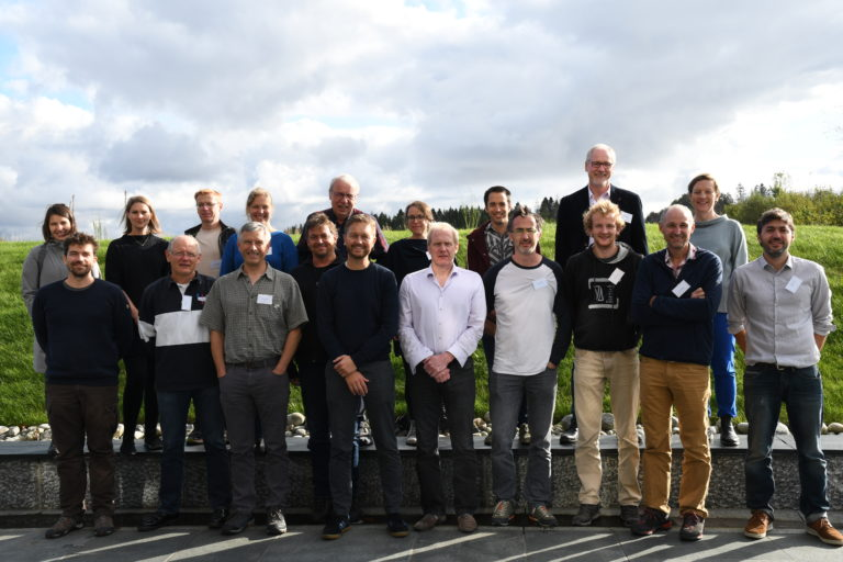 TiPACCs consortium during the kick-off meeting in Bergen